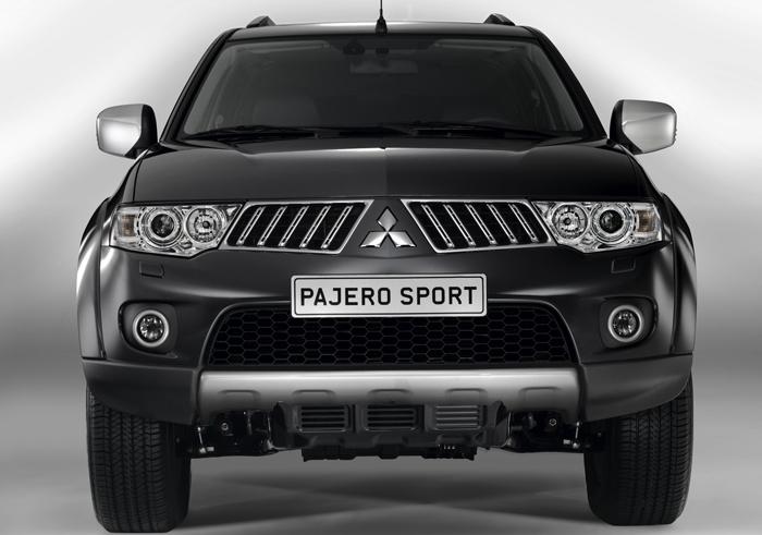 Mitsubishi Pajero Sport Diesel 4x2 MT đen